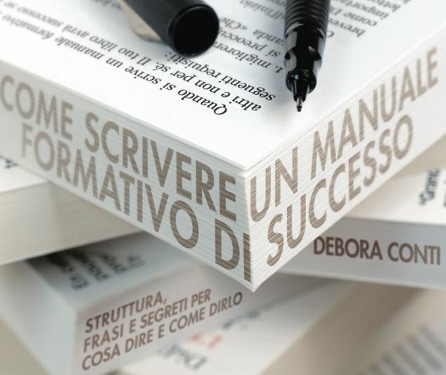 Come scrivere un manuale di successo